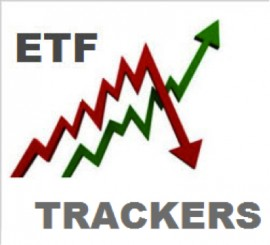 Courbes ETF et Trackers